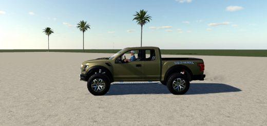 Ford Raptor 2017 FS19 v1.0