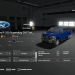 Ford f250 snow plow v1.0