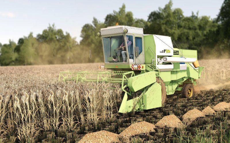 Fortshritt E514 v1 0 | FS19 mods, Farming simulator 19 mods