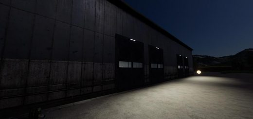 Garage With Workshop Trigger v1.0