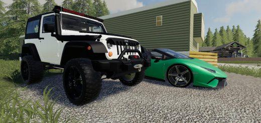 Jeep Rubicon FS19 v1.0
