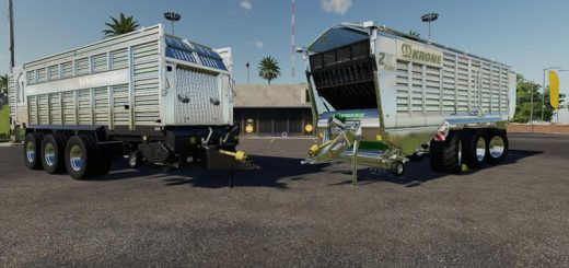 Ladewagen Modpack Color / Chrome Edtion v1.0