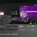 Ladewagen Modpack Color / Chrome Edtion v1.0