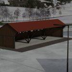 Machine Shelter With Lighting v1.1