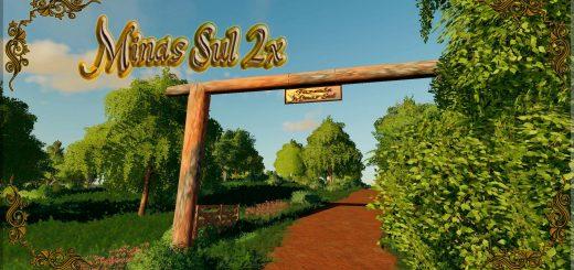 Minas Sul 2x 1.1.0 BETA