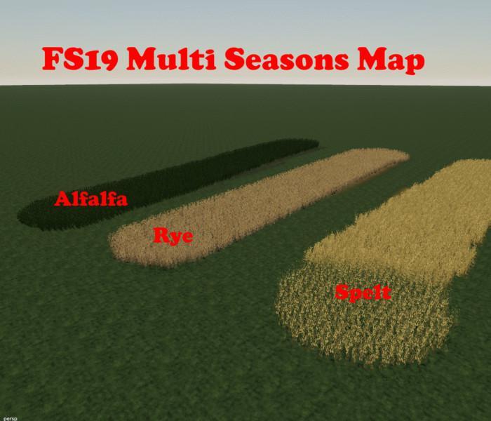Multi Seasons Map v1.0