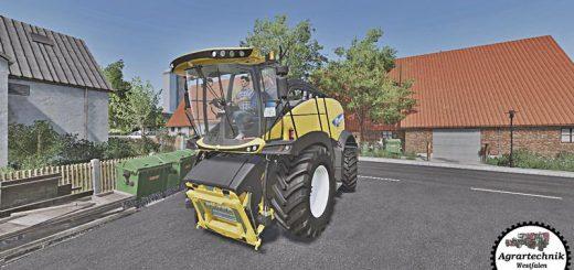 New Holland FR 780 v1.0