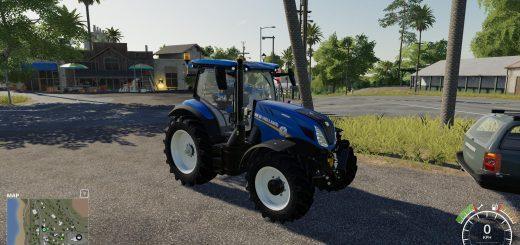 New Holland T6 v1.0
