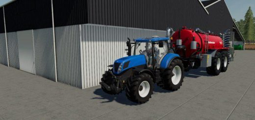 New Holland T7000 series v1.0