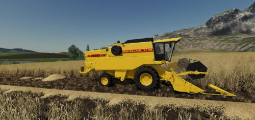 New Holland TX Series v1.0