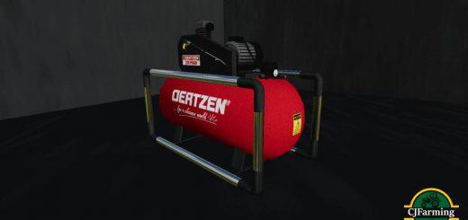 OERTZEN Hochdruckreiniger v1.0