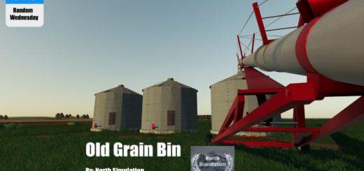 Old Grain Bin v1.0