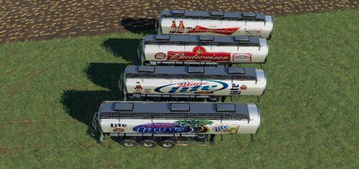 Pack Trailer Beer US By BOB51160 v1.0.0.8