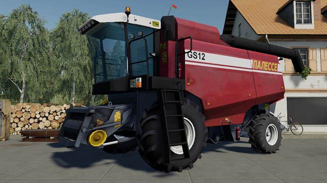 Palesse Gomselmash GS12 v1.0