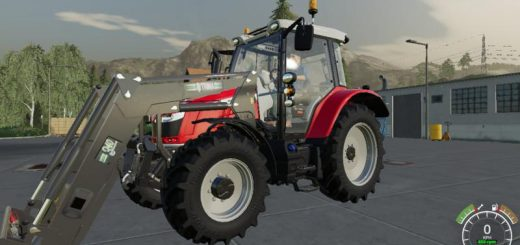 Quicke and Trima loader v1.0