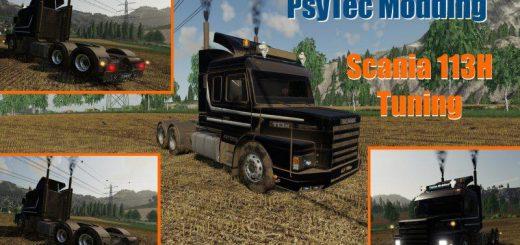 Scania 113H Tuning v1.0