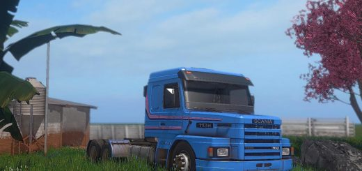 Scania 113H v1.0