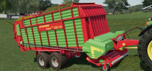 Strautmann Zelon CFS 3301 DO v1.1