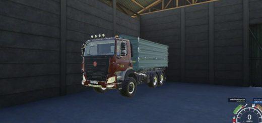 Tatra E6 8x8 v1.0