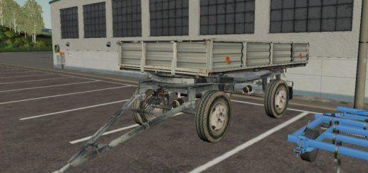 Trailer Autosan v1.0