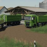 Transporte de Fliegl Pack v1.0.0.1