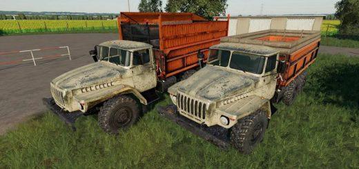 Urals selhoz converted v1.0