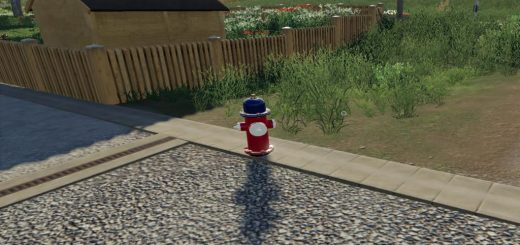 American Fire Hydrant v1.0