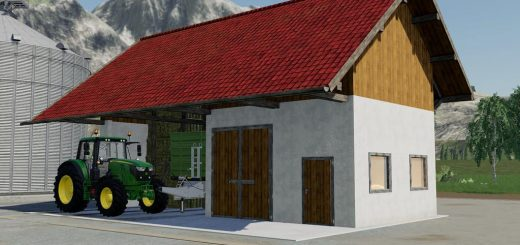 Barn With Workshop v1.0