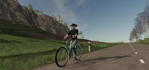 Bicycle (daru) v1.0