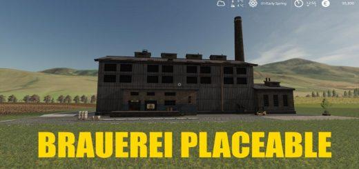 Brauerei Placeable v1.0