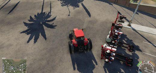 Case 12 row planter v1.0