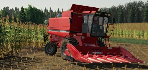Case IH Corn Cutter v1.0