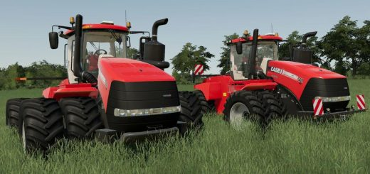 Case IH Steiger Series v1.0