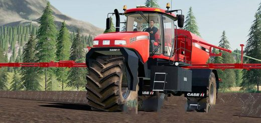 Case IH Titan 3540 Self-Propelled Spreader v1.0