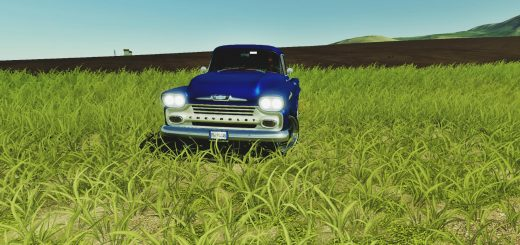 Chevrolet Apache 1958 FS19 v1.0