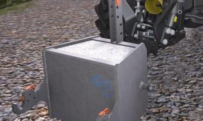 Concrete Weight 750 kg v1.0