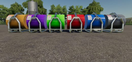 Diesel Fuel Tank v1.0