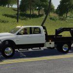 Dodge Ram 3500 Flatbed V1.0