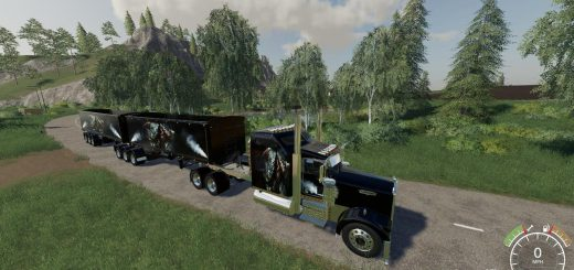FS19 Grimm Truck & Trailers v1.0