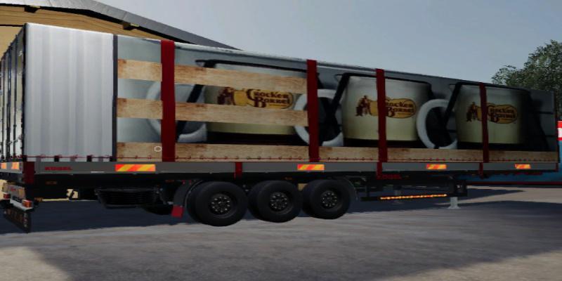 Fs19 Road Trailer Tasses V1 5 Fs19 Mods Farming Simulator 19 Mods