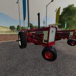 Farmall 706/806 Narrow front v1.0