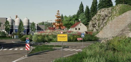 Felsdorf by Realistic Farmers v1.0