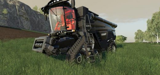 Fendt IDEAL Nerd by Raser 0021 MP v1.0