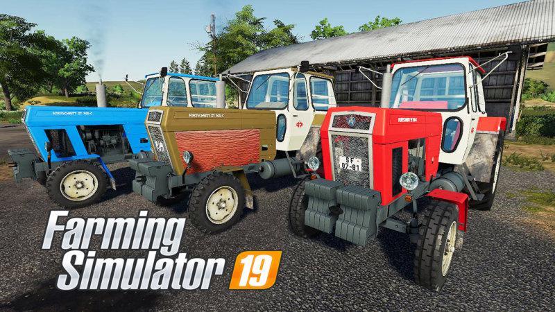 FS19 Mods, Farming Simulator