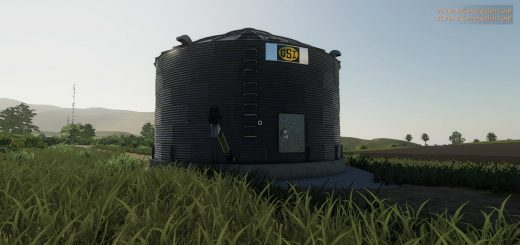GSi grain bins pack v1.0