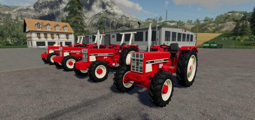 International Harvester 33 series v1.0.0.1