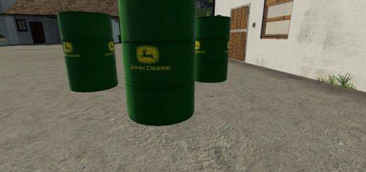 John Deere barrel v1.0