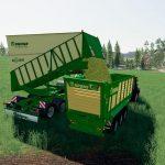Krone Cargo Overloading Trailer v1.0