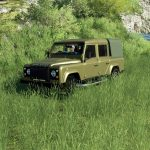 Land Rover Defender 110 FS19 v1.0