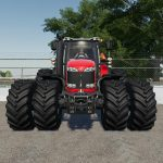 Massey Ferguson 8700 US v1.0